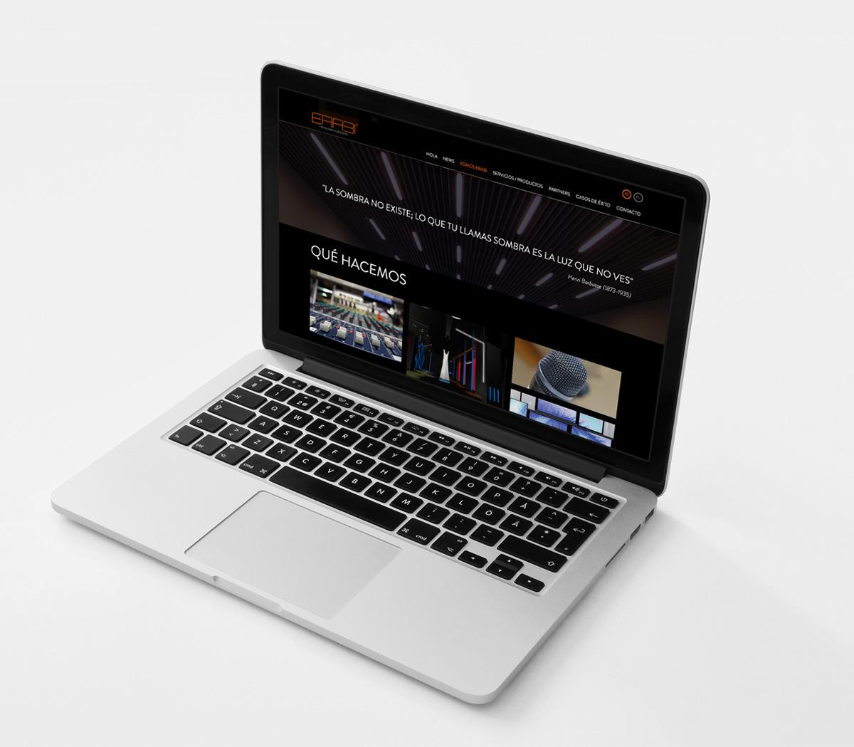Erabi Tecnología Audiovisual