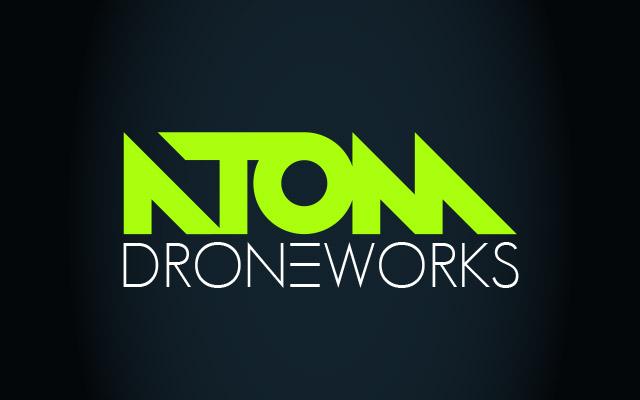 Logotipo ATOM Droneworks