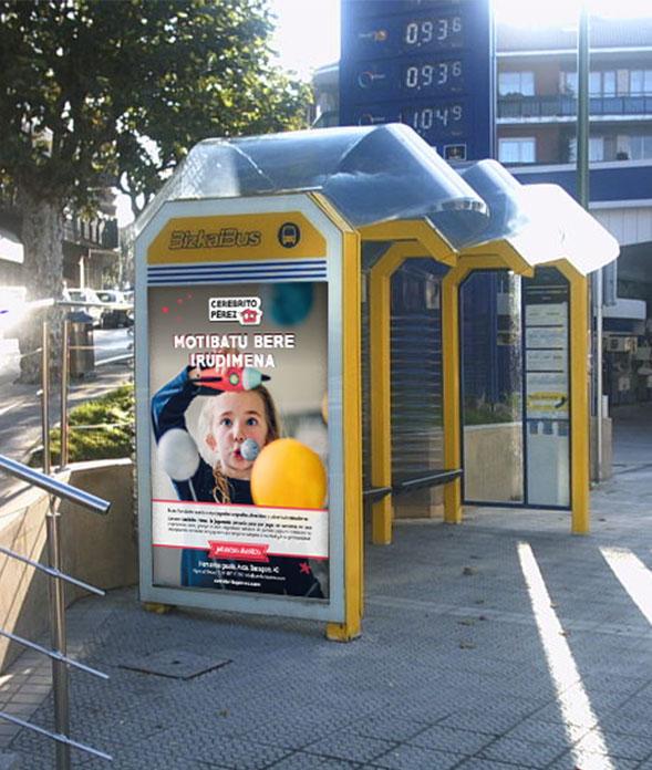 campaña publicidada Cerebrito Pérez